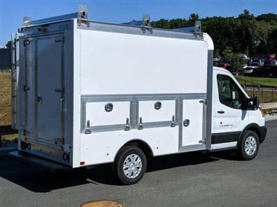 2019 Transit 350 4x2, Dejana DuraCube Max Service Utility Van #N8706 - photo 2