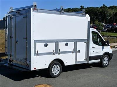 2019 Transit 350 4x2,  Dejana DuraCube Max Service Utility Van #N8706 - photo 3
