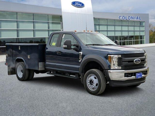 2019 Ford F-450 Super Cab DRW 4x4, Reading Classic II Aluminum  Service Body #N8709 - photo 1