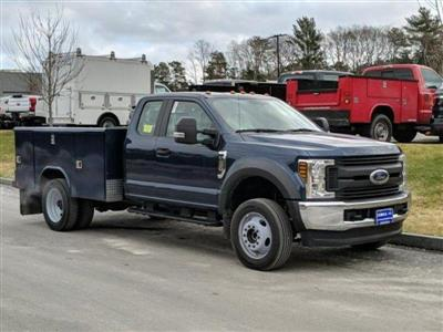 2019 F-450 Super Cab DRW 4x4, Reading Classic II Aluminum  Service Body #N8709 - photo 1