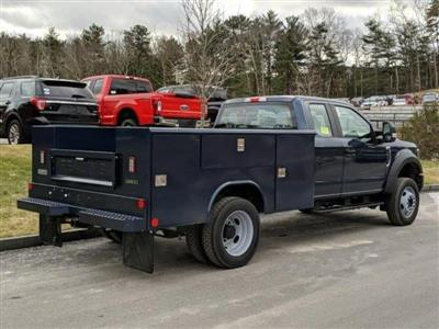 2019 F-450 Super Cab DRW 4x4, Reading Classic II Aluminum  Service Body #N8709 - photo 2