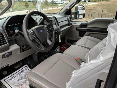 2019 F-450 Super Cab DRW 4x4, Reading Classic II Aluminum  Service Body #N8709 - photo 16