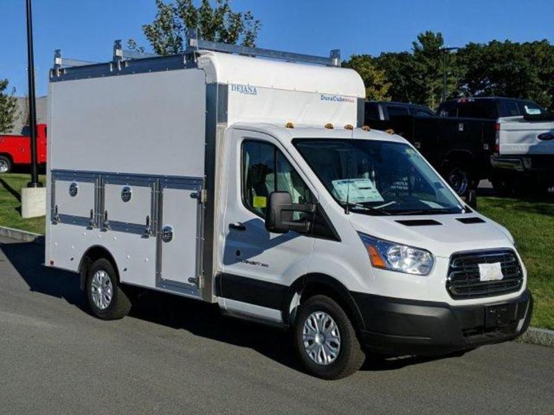 2019 Transit 350 4x2, Dejana DuraCube Max Service Utility Van #N8722 - photo 3