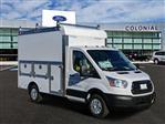 2019 Transit 350 4x2, Dejana DuraCube Max Service Utility Van #N8722 - photo 1