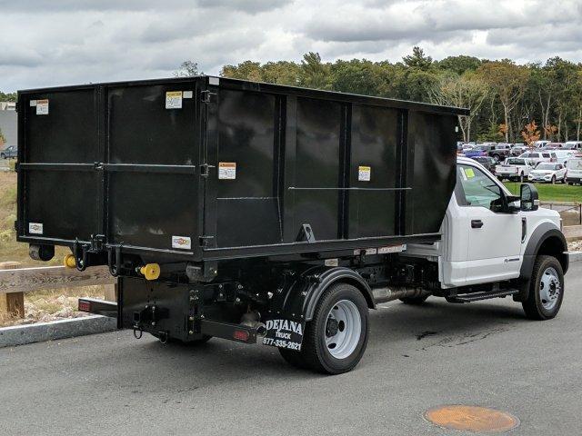 2019 F-550 Regular Cab DRW 4x4, Switch N Go Hooklift Body #N8724 - photo 1