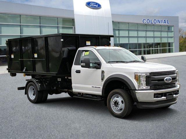 2019 Ford F-550 Regular Cab DRW 4x4, Switch N Go Hooklift Body #N8724 - photo 1