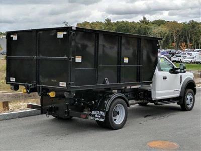 2019 F-550 Regular Cab DRW 4x4, Switch N Go Drop Box Hooklift Body #N8724 - photo 2