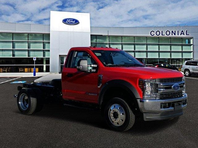 2019 Ford F-550 Regular Cab DRW 4x4, Cab Chassis #N8726 - photo 17