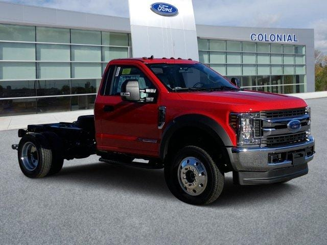 2019 F-550 Regular Cab DRW 4x4, Cab Chassis #N8726 - photo 1