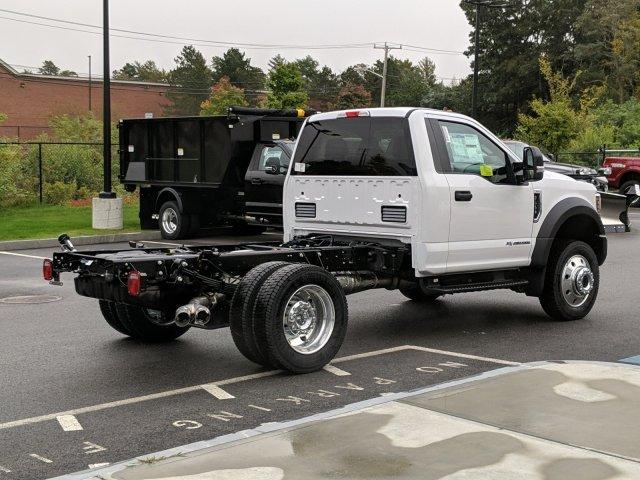 2019 F-550 Regular Cab DRW 4x4, Cab Chassis #N8727 - photo 1