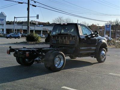 2019 F-550 Regular Cab DRW 4x4, Cab Chassis #N8728 - photo 2