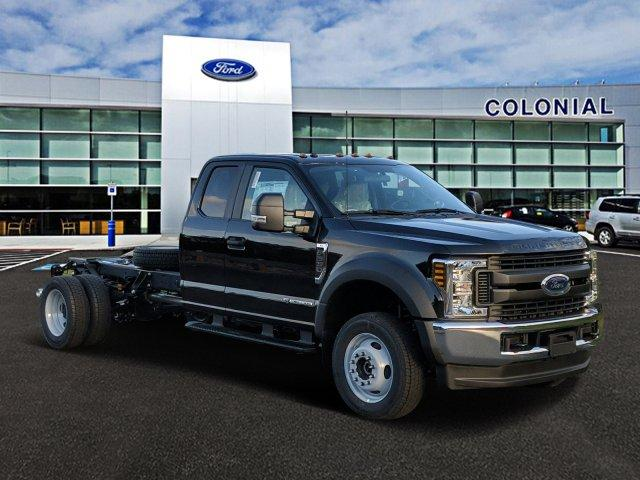 2019 F-550 Super Cab DRW 4x4, Cab Chassis #N8729 - photo 1