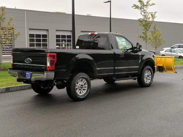 2019 F-350 Regular Cab 4x4, Fisher Pickup #N8735 - photo 1