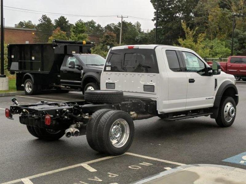 2019 F-550 Super Cab DRW 4x4, Cab Chassis #N8737 - photo 1