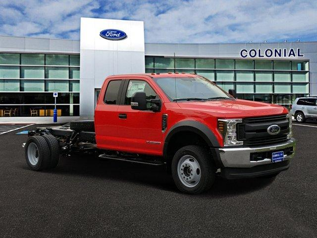 2019 F-550 Super Cab DRW 4x4, Cab Chassis #N8738 - photo 1