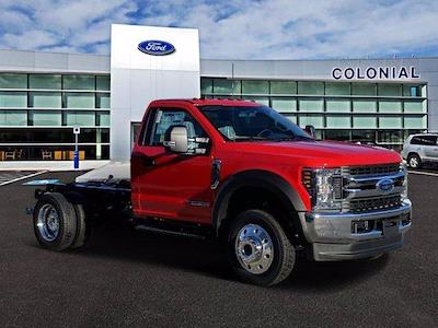 2019 Ford F-550 Regular Cab DRW 4x4, Cab Chassis #N8744 - photo 1