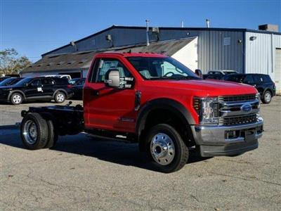 2019 Ford F-550 Regular Cab DRW 4x4, Cab Chassis #N8744 - photo 3