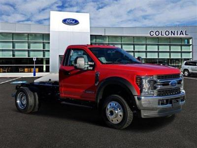 2019 F-550 Regular Cab DRW 4x4, Cab Chassis #N8744 - photo 1