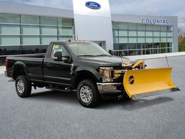 2019 Ford F-350 Regular Cab 4x4, Fisher Pickup #N8748 - photo 1
