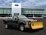 2019 F-350 Regular Cab 4x4, Fisher Snowplow Pickup #N8748 - photo 1