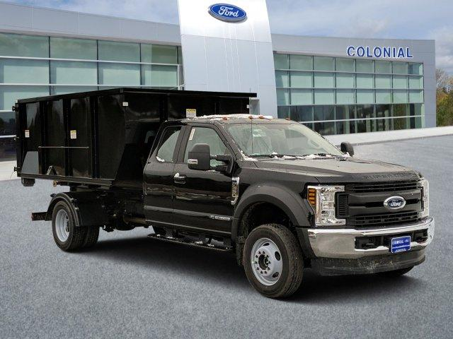 2019 F-550 Super Cab DRW 4x4, Switch N Go Hooklift Body #N8750 - photo 1