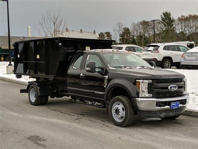 2019 F-550 Super Cab DRW 4x4, Switch N Go Drop Box Hooklift Body #N8750 - photo 1