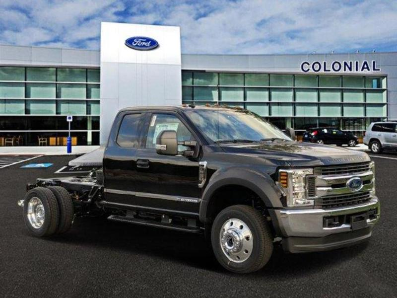 2019 F-550 Super Cab DRW 4x4, Cab Chassis #N8753 - photo 21