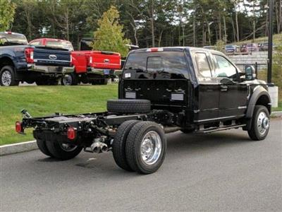 2019 F-550 Super Cab DRW 4x4, Cab Chassis #N8753 - photo 2