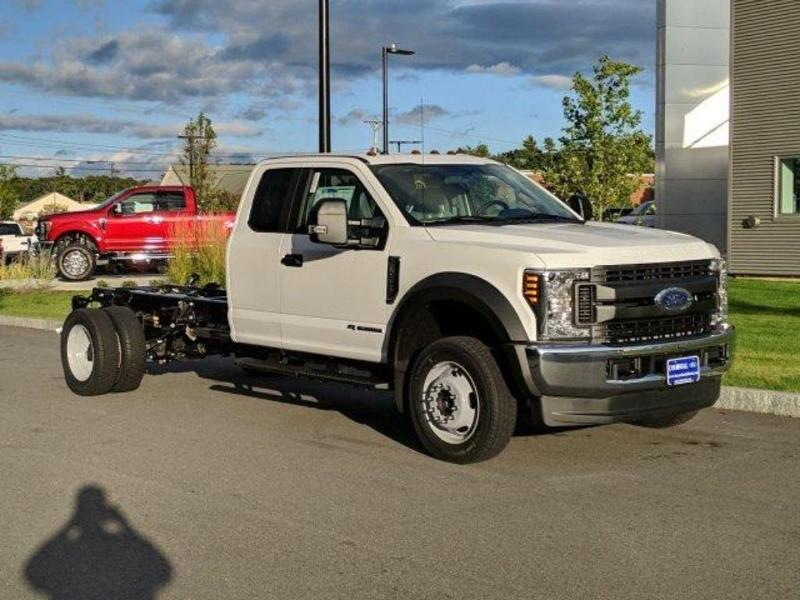 2019 F-550 Super Cab DRW 4x4, Cab Chassis #N8754 - photo 3