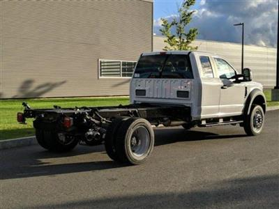 2019 F-550 Super Cab DRW 4x4, Cab Chassis #N8754 - photo 2