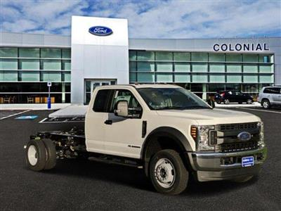 2019 F-550 Super Cab DRW 4x4, Cab Chassis #N8754 - photo 1
