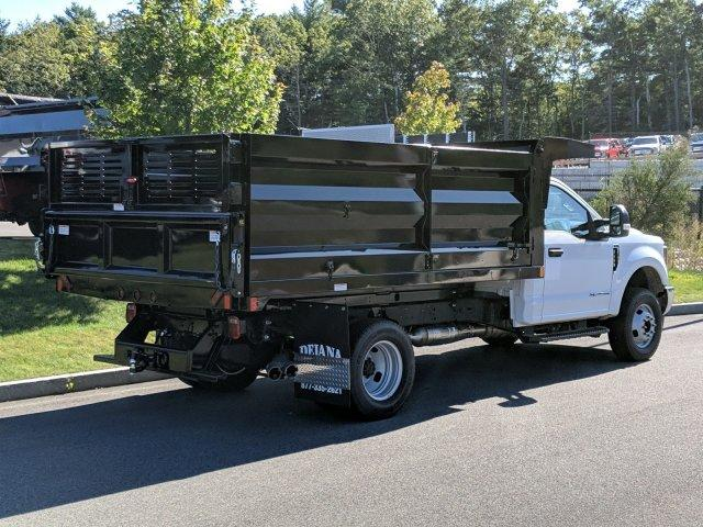2019 Ford F-350 Regular Cab DRW 4x4, Rugby Landscape Dump #N8756 - photo 1