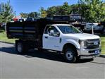 2019 F-350 Regular Cab DRW 4x4, Rugby Landscape Dump #N8756 - photo 3