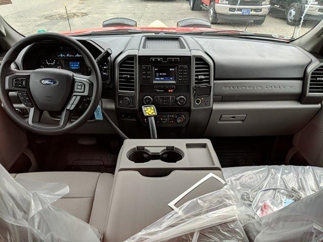 2019 Ford F-350 Regular Cab 4x4, Fisher Snowplow Pickup #N8758 - photo 3