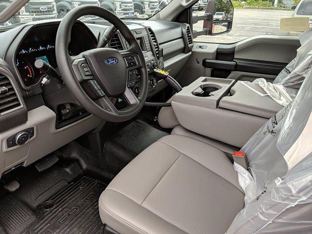 2019 Ford F-350 Regular Cab 4x4, Fisher Snowplow Pickup #N8758 - photo 11