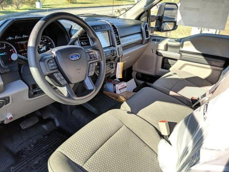 2019 F-550 Super Cab DRW 4x4, Iroquois Brave Series Steel Dump Body #N8763 - photo 19
