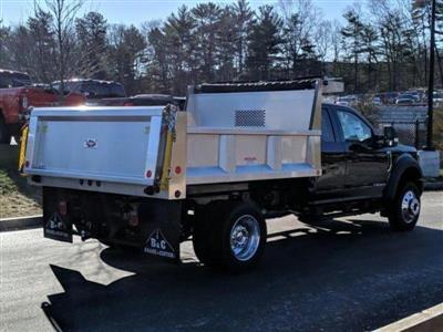 2019 F-550 Super Cab DRW 4x4, Iroquois Brave Series Steel Dump Body #N8763 - photo 2