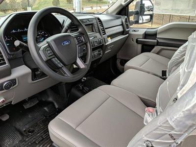 2019 F-550 Super Cab DRW 4x4, Reading Marauder Dump Body #N8764 - photo 17