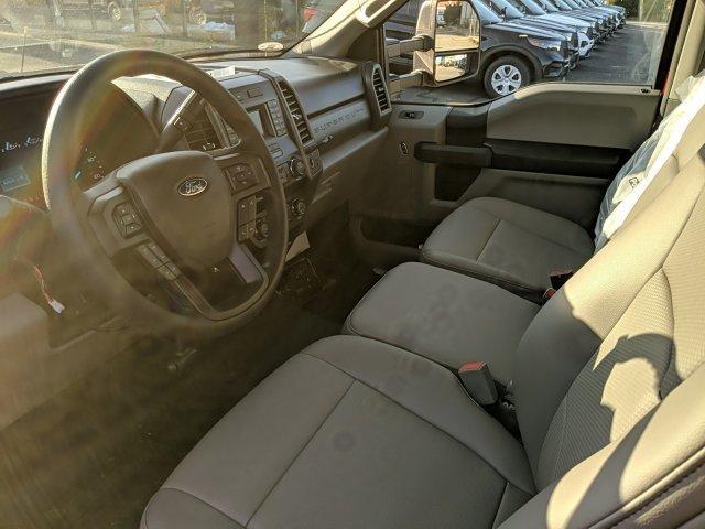 2019 Ford F-350 Regular Cab 4x4, Fisher Snowplow Pickup #N8771 - photo 16