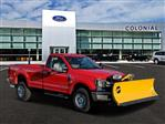 2019 F-350 Regular Cab 4x4, Fisher Snowplow Pickup #N8771 - photo 19