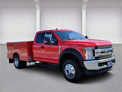 2019 F-550 Super Cab DRW 4x4, Service Body #N8777 - photo 1