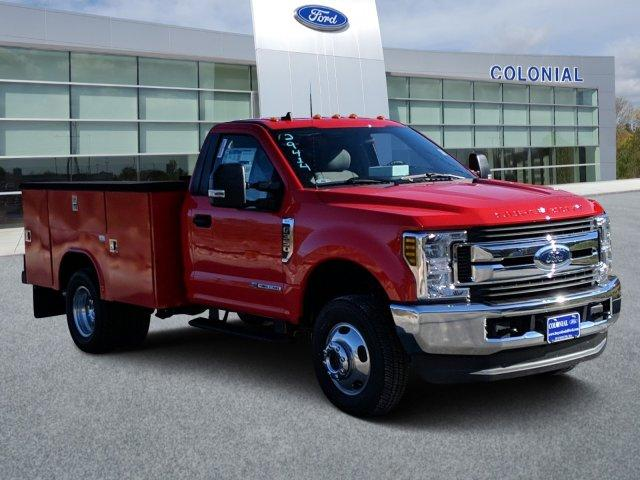 2019 F-350 Regular Cab DRW 4x4, Service Body #N8778 - photo 2