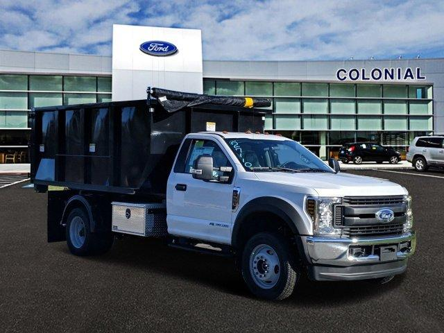 2019 F-550 Regular Cab DRW 4x4, Switch N Go Drop Box Hooklift Body #N8784 - photo 19