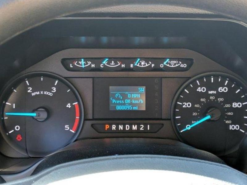 2019 F-550 Regular Cab DRW 4x4, Switch N Go Drop Box Hooklift Body #N8784 - photo 32