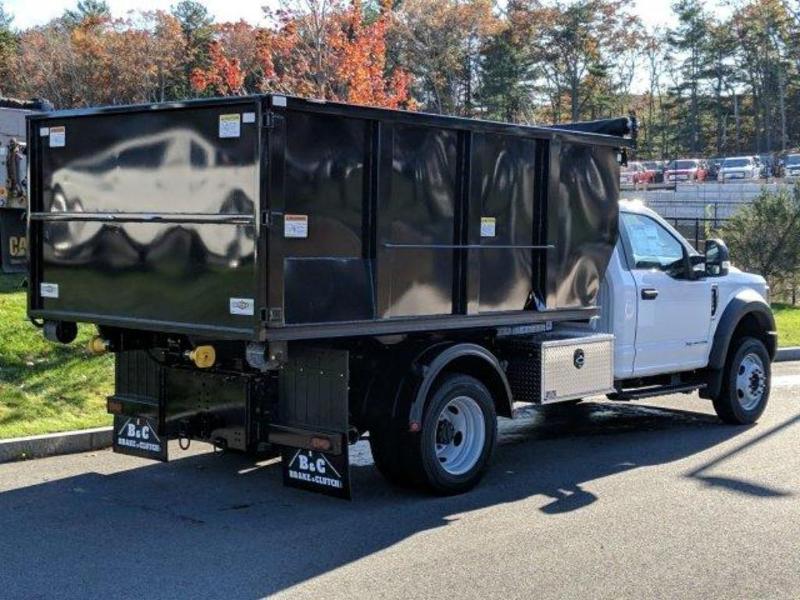 2019 F-550 Regular Cab DRW 4x4, Switch N Go Hooklift Body #N8784 - photo 1