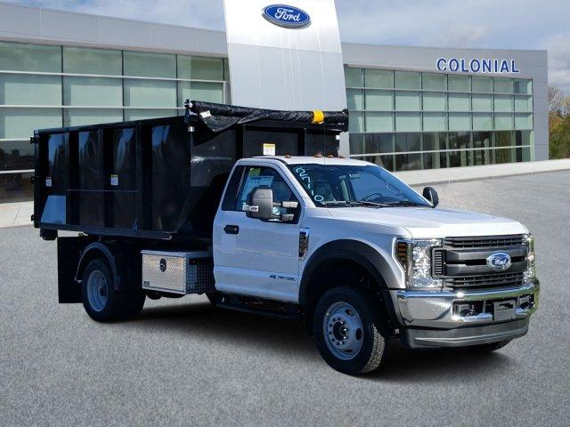 2019 F-550 Regular Cab DRW 4x4, Switch N Go Drop Box Hooklift Body #N8784 - photo 1