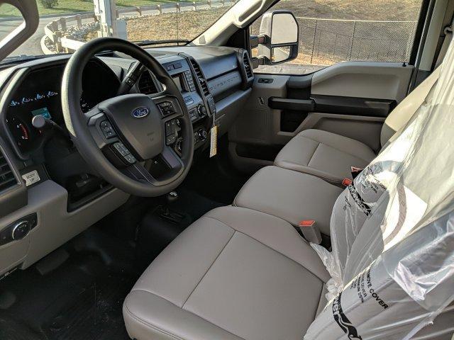 2019 Ford F-550 Regular Cab DRW 4x4, Air-Flo Pro-Class Dump Body #N8785 - photo 15