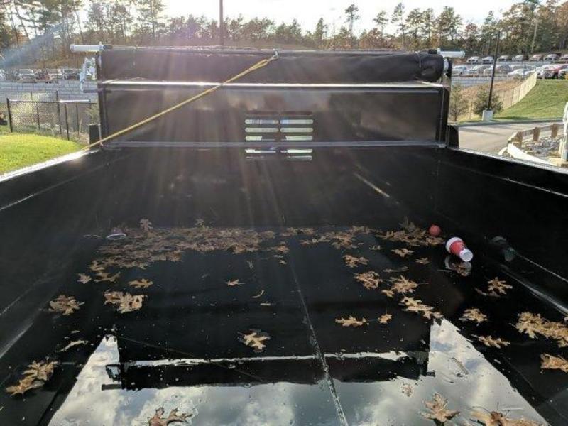 2019 F-550 Regular Cab DRW 4x4, Air-Flo Pro-Class Dump Body #N8785 - photo 6