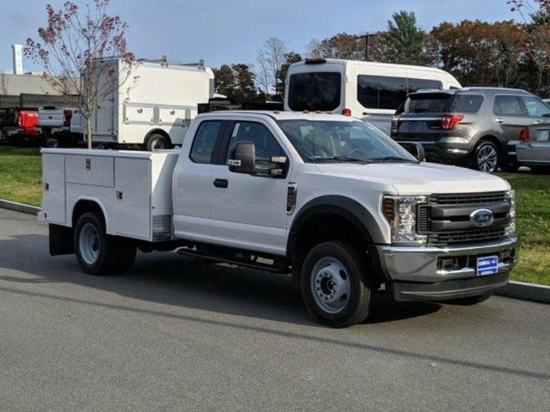 2019 F-450 Super Cab DRW 4x4, Reading Classic II Steel Service Body #N8786 - photo 22