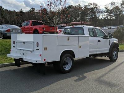 2019 Ford F-450 Super Cab DRW 4x4, Reading Classic II Steel Service Body #N8786 - photo 2